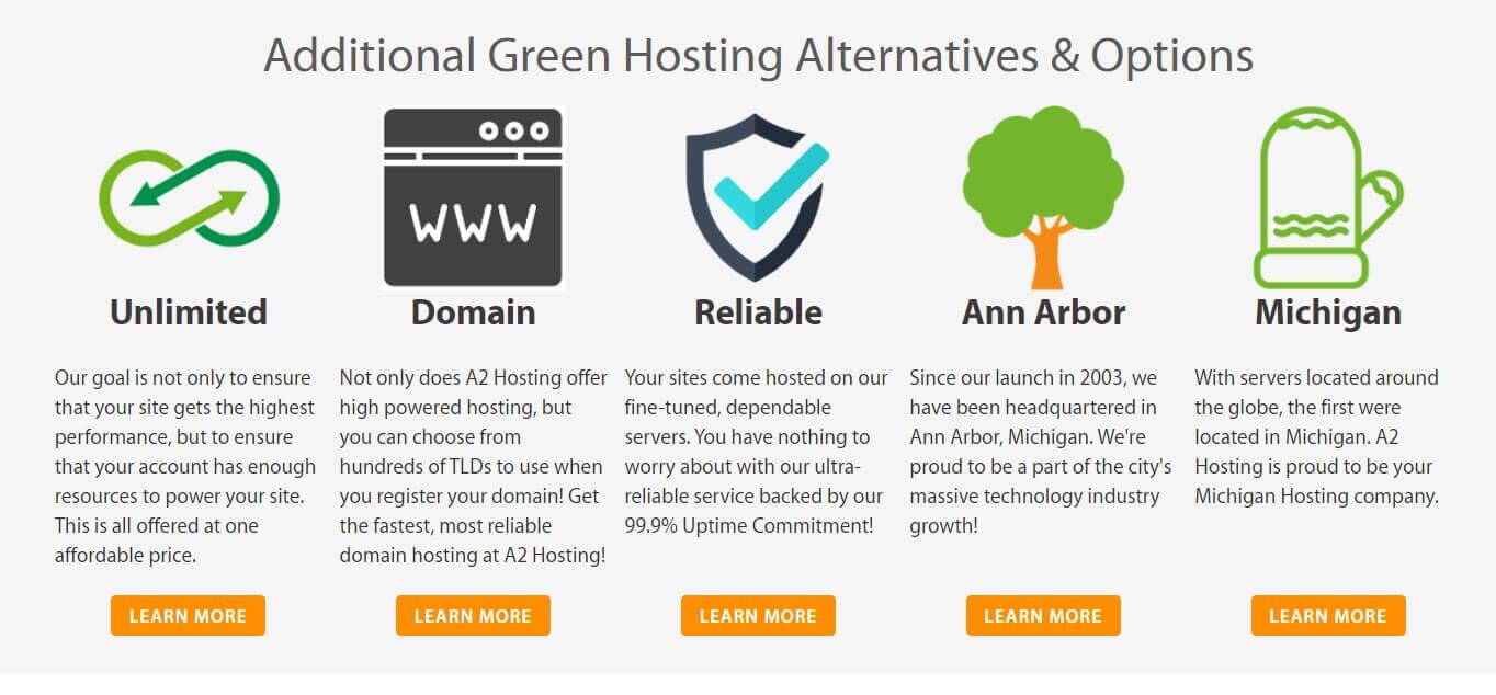 綠色網絡託管