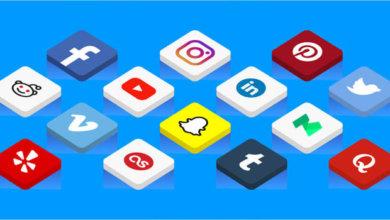 25大最佳社交媒體應用