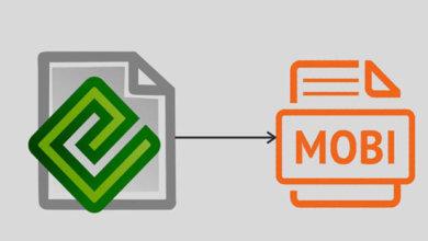 Photo of 最佳Kindle ePub轉Mobi轉換器-適用於Mac、線上和Windows