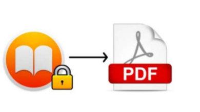 Photo of 如何在Windows和Mac上將iBook轉換為PDF