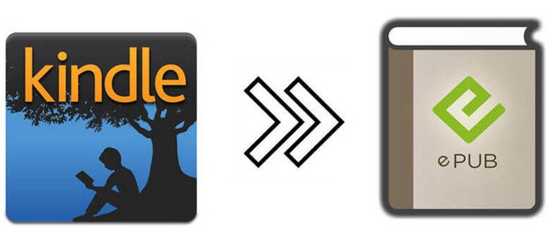 Kindle電子書轉換為EPUB