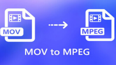 MOV檔案轉換成MPEG