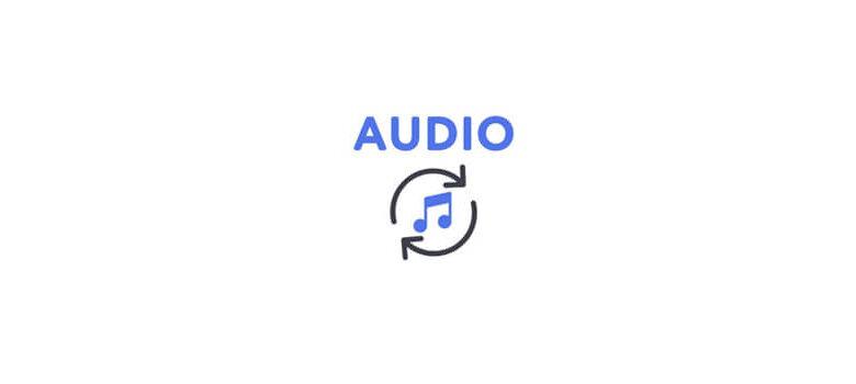 MP3檔案轉換為M4A
