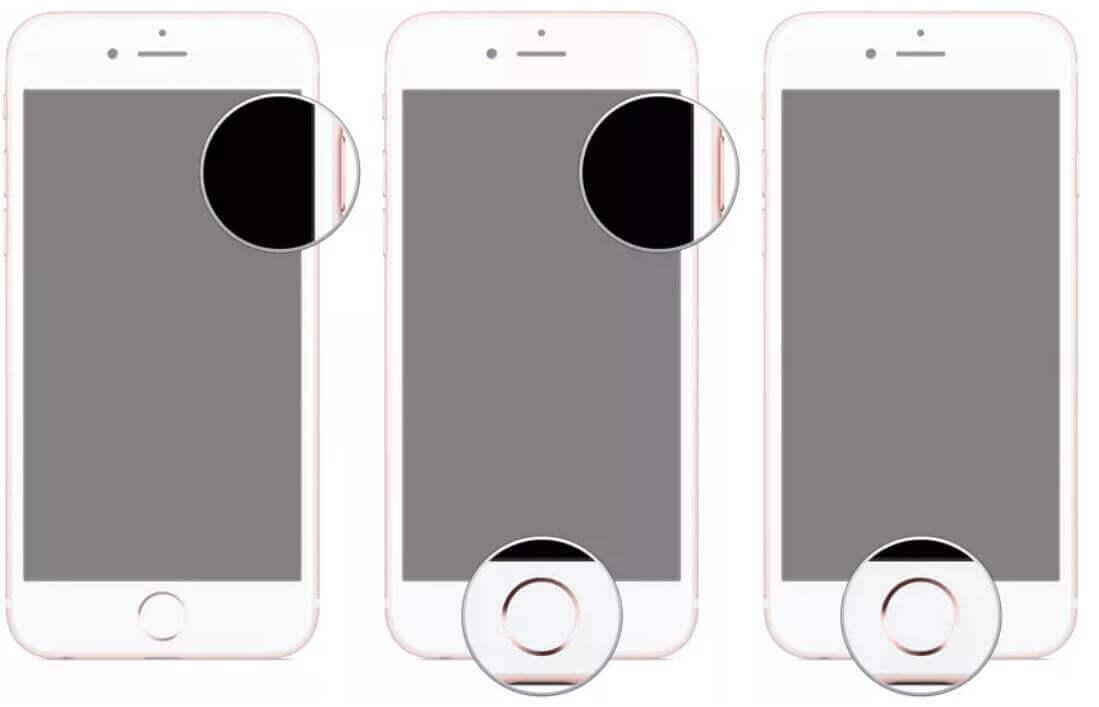 iPhoneSE進入DFU模式