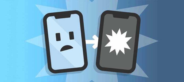 修復不斷重啓或崩潰的手機