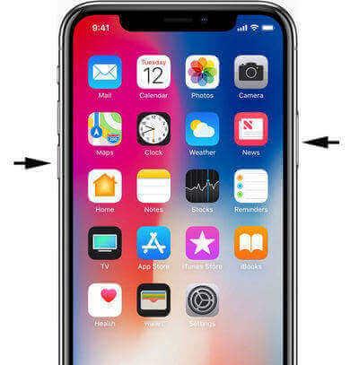iPhoneX進入DFU模式