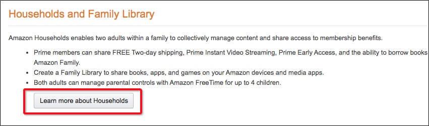 瞭解更多關於家庭的資訊