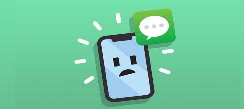 iPhone上的iMessage無法正常運行的錯誤