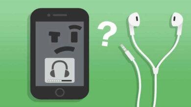 iPhone卡在耳機模式