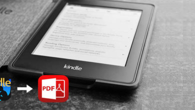 Photo of 將Kindle電子書轉換為PDF(Mac、Android、iOS、Windows)