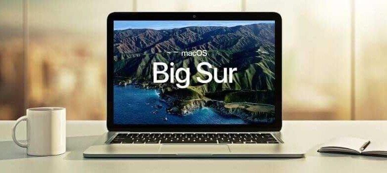 macOS Big Sur變慢