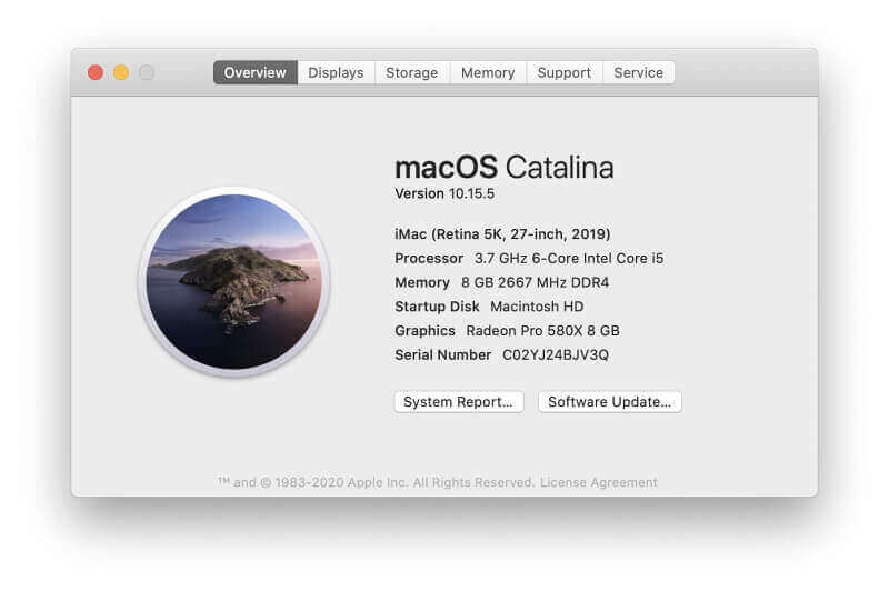 iMac概覽資訊