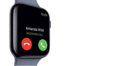Apple Watch上的麥克風無法正常運行
