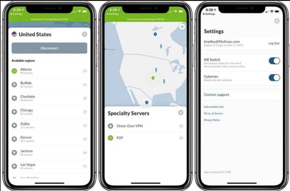 iOS GPS 轉換器應用程式