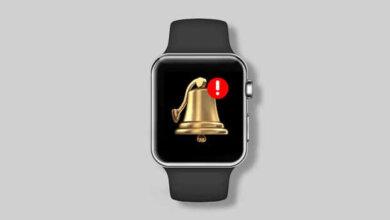 Apple Watch上沒有收到通知