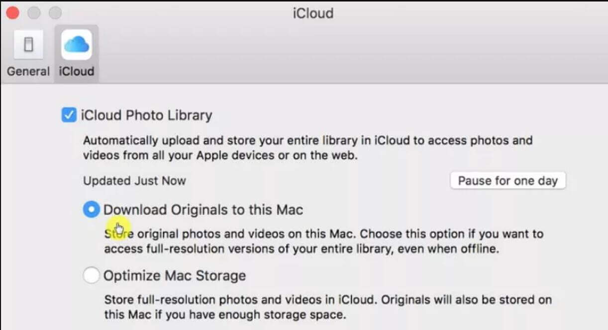 下載iCloud