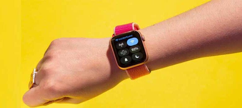 Apple Watch與iPhone配對