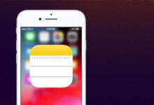 Photo of 如何從iPhone中還原已刪除、遺失的備忘錄