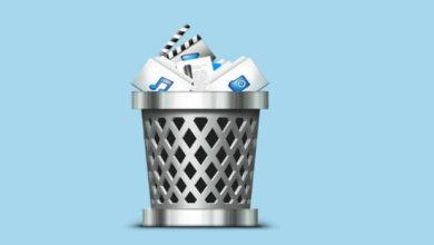 Photo of 清空資源回收筒後如何取回檔案