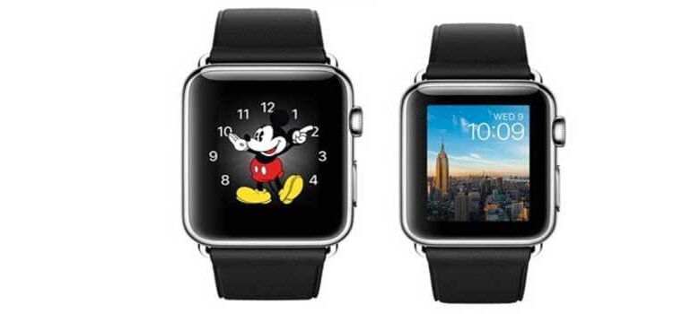 重置Apple Watch