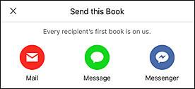 iOS上共享有聲閱讀