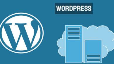 WordPress 虛擬主機